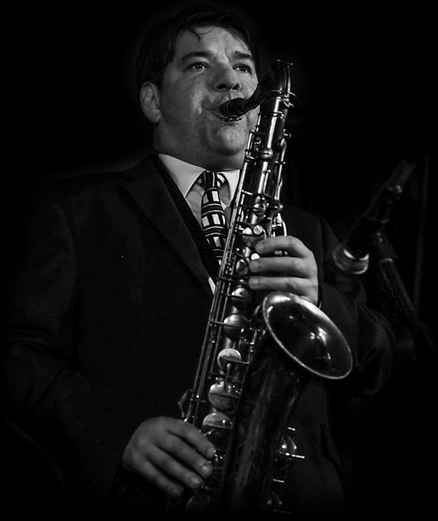 Dean Masser - jazz saxophonist, composer and educator